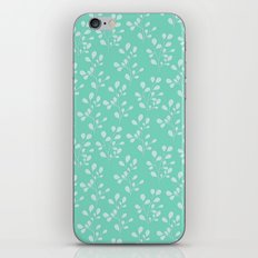 Floral Escape 5 iPhone & iPod Skin