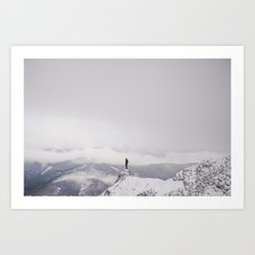 Immensity Art Print