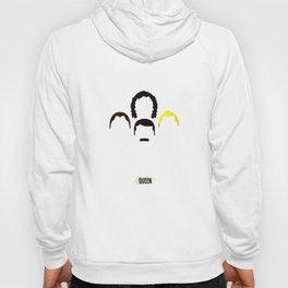 Queen minimalist art Hoody