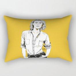 Taylor Schilling Rectangular Pillow