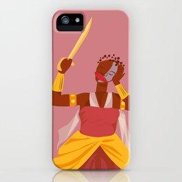 ORIXAS_ obá iPhone Case
