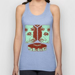Slag Box 2 Unisex Tank Top