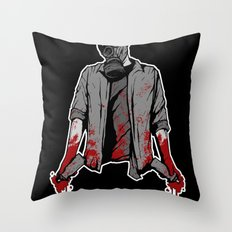 The Messenger Throw Pillow