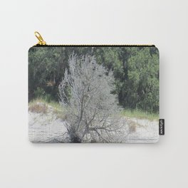 The Skeleton Tree on the Beach Carry-All Pouch