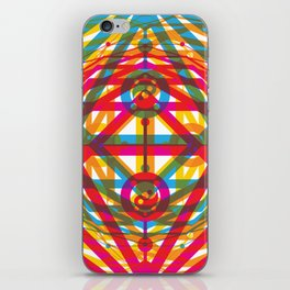 4 Corners of Abundance (close) iPhone Skin