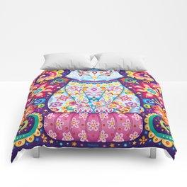 Zen Cat Comforters