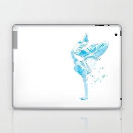 The Breakdancer Laptop & iPad Skin