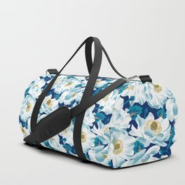 Mount Cook Lily (Night) Duffle Bag