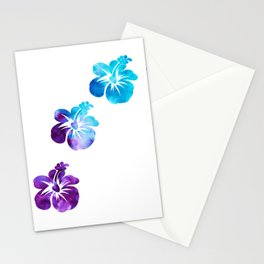 Hi Hibiscus - Minimal Stationery Cards