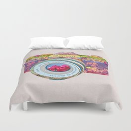 FLORAL CAN0N Duvet Cover