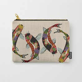 koi chamomile Carry-All Pouch