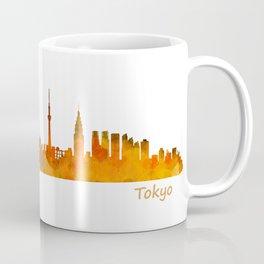 Tokyo City Skyline Hq V1 Coffee Mug