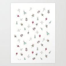 VARITAS Art Print