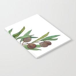 Olive leaf Notebook