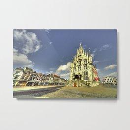 Gouda Stadthuis  Metal Print