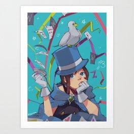 Child Of Magic Art Print