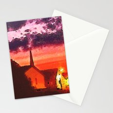 Let Me Give You My Life Stationery Cards