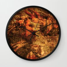Blessing Wall Clock