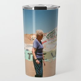 Salvation Lady Travel Mug