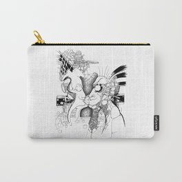 Graphics 013 Carry-All Pouch