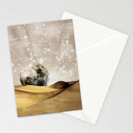 MAGIC MOON DESERT Stationery Cards
