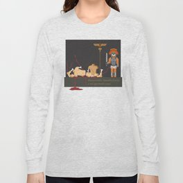 t.eye.tus andronicus Long Sleeve T-shirt