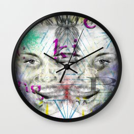 THAT DI$NEY GIRL Wall Clock