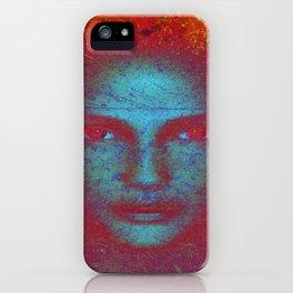 ANDROGYNE iPhone Case