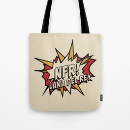 NFR! Tote Bag