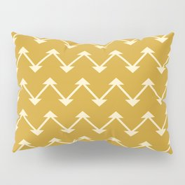 Jute in Mustard Yellow Pillow Sham