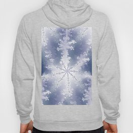 Ice fractals Hoody