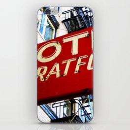 Hotel Stratford iPhone Skin