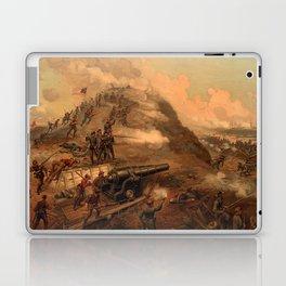 Civil War Capture of Fort Fisher by J.O. Davidson Laptop & iPad Skin