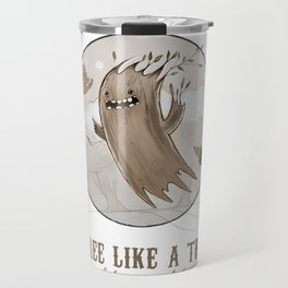 Free like a tree Travel Mug