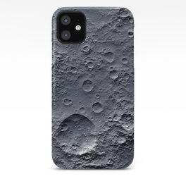 Moon Surface iPhone Case