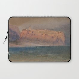 "J.M.W. Turner ""Corsica"" Laptop Sleeve"