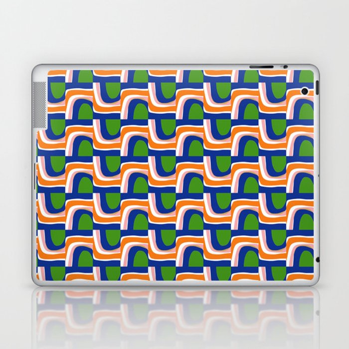 Under and Over Laptop & iPad Skin