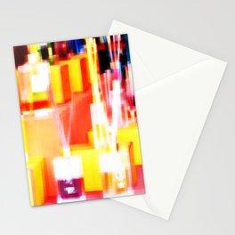 Perfumed Sticks  Stationery Cards