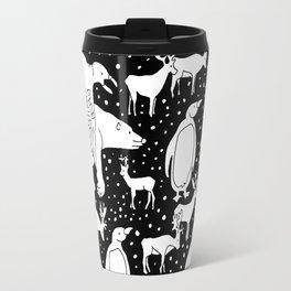 Polar gathering Travel Mug