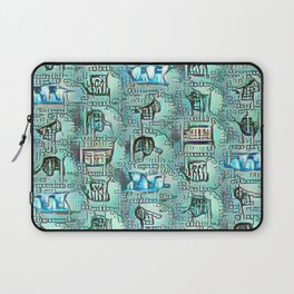Hats and Caps. Laptop Sleeve