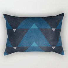 Greece Arrow Hues Rectangular Pillow