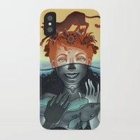Dinner for Two iPhone X Slim Case