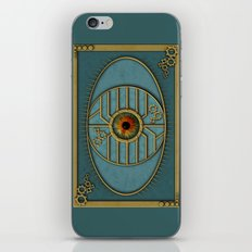 Steampunk Security iPhone & iPod Skin