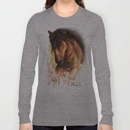 A good horse Long Sleeve T-shirt