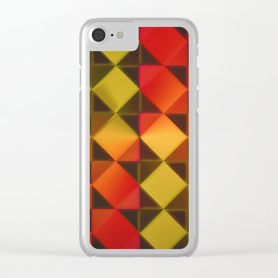 Moreoveritis Clear iPhone Case