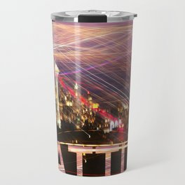 Seattle long exposure  Travel Mug