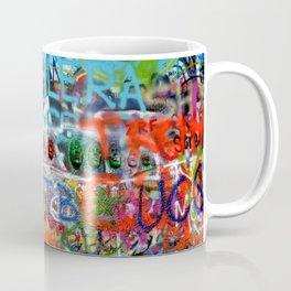 grafitti wall Coffee Mug
