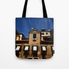 Venetian facade Tote Bag