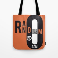 QRandom6IX Tote Bag