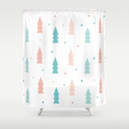 Jingle Shower Curtain